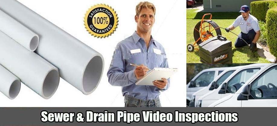 free sewer inspection los angeles