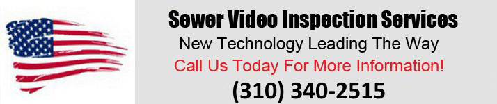 Free Sewer Video Inspections Los Angeles